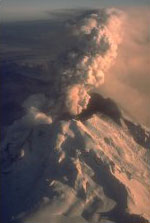 redoubt eruption