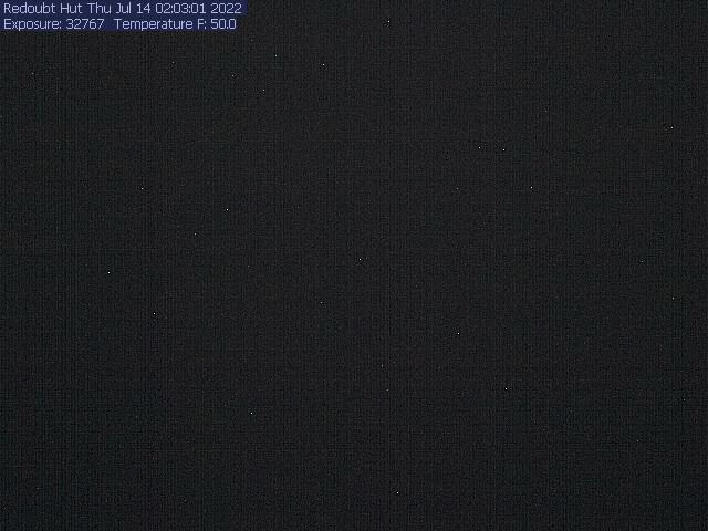 Mount Redoubt - Web Cam